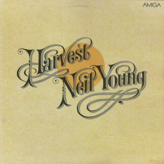 Neil Young - Harvest (LP, Album, RE)