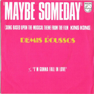 Demis Roussos - Maybe Someday (7
