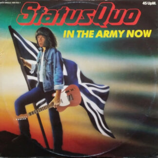"Status Quo - In The Army Now (12"", Maxi)"