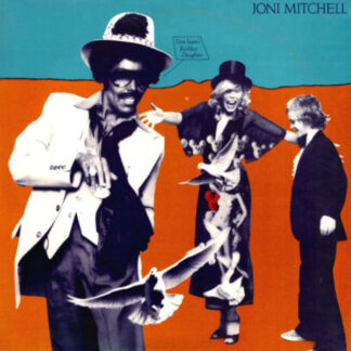 Joni Mitchell - Don Juan's Reckless Daughter (2xLP, Album, PRC)