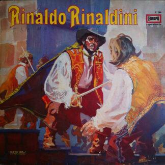 Christian August Vulpius - Rinaldo Rinaldini (LP)