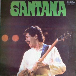 Santana - Santana (LP, Comp)