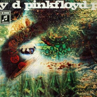 Pink Floyd - A Saucerful Of Secrets (LP, Album, RE)