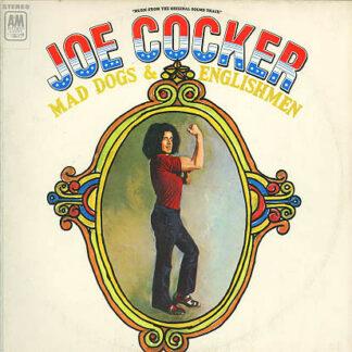 Joe Cocker - Mad Dogs & Englishmen (2xLP, Album, Clu)