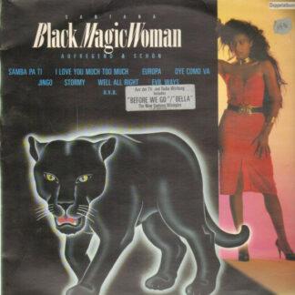 Santana - Black Magic Woman (2xLP, Comp)