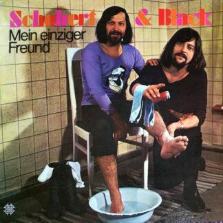 Schobert & Black - Mein Einziger Freund (LP, Album)