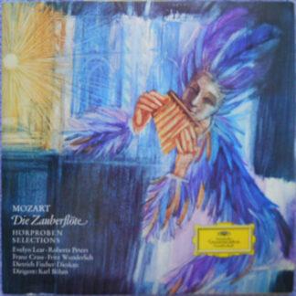 Wolfgang Amadeus Mozart - Die Zauberflöte. Hörproben Selections (7