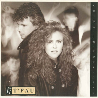 "T'Pau - China In Your Hand (12"", Single)"