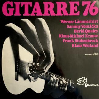 Various - Gitarre 76 (LP, Comp)