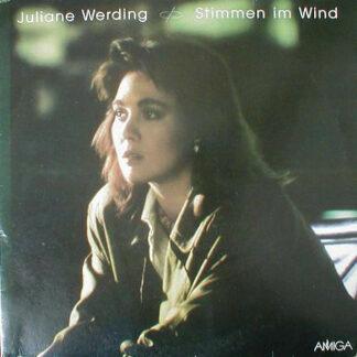 Juliane Werding - Stimmen Im Wind (LP, Comp)