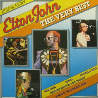 Elton John - The Very Best (LP, Comp)