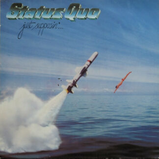 Status Quo - Just Supposin'... (LP, Album)