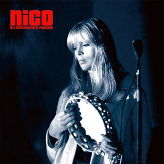 Nico (3) - All Tomorrow's Parties (LP, Comp)