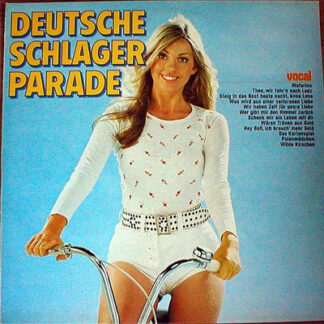 Various - Deutsche Schlagerparade Vocal (LP)
