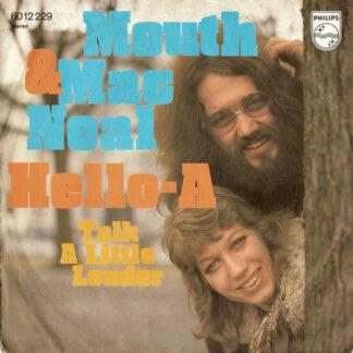 "Mouth & MacNeal - Hello-A (7"", Single)"