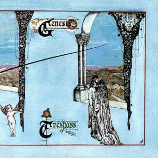 Genesis - Trespass (LP, Album, RE, RM, Hal)