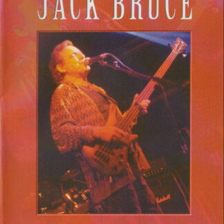 Jack Bruce - Rock Legends  (DVD, PAL)