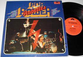 The Rubettes - Pop Power - The Fantastic Rubettes (LP, Comp)