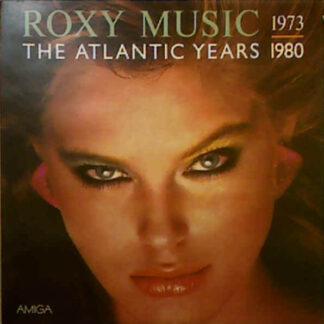 Roxy Music - 1973 - 1980 The Atlantic Years (LP, Comp)