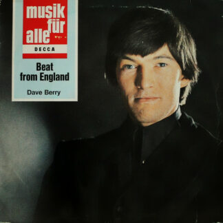 Dave Berry - Beat From England (LP, Album)