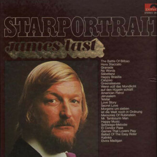 James Last - Starportrait (2xLP, Comp, Box)