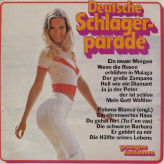 Unknown Artist - Deutsche Schlagerparade (LP)