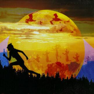 Max Essa - Won Ton Sunrise (LP, Album)