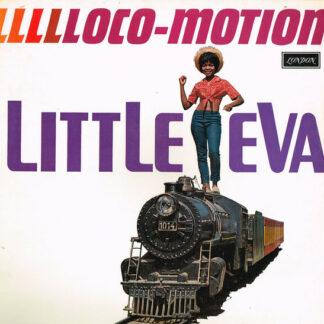 Little Eva - Llllloco-Motion (LP, Album, Promo)