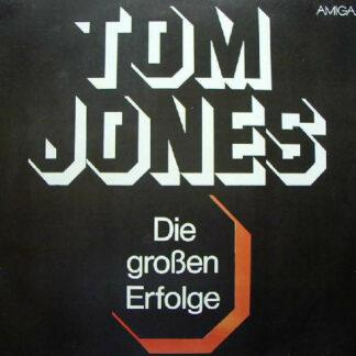 Tom Jones - Die Großen Erfolge (LP, Comp, Red)