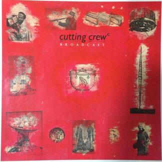 Cutting Crew - Broadcast (LP, Album)