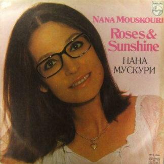 Nana Mouskouri - Roses & Sunshine (LP, Album, RE)