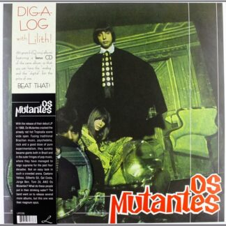 Os Mutantes - Os Mutantes (LP, Album, RE + CD, Album, RE)