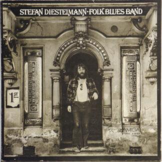 Stefan Diestelmann Folk Blues Band - Stefan Diestelmann Folk Blues Band (LP, Album, Red)