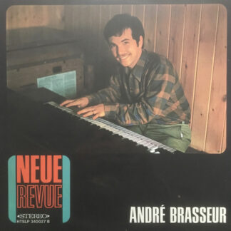 André Brasseur - Multi Sound Organ (LP)