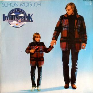 Volker Lechtenbrink - Schon Möglich (LP, Album)