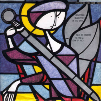 """Orchestral Manoeuvres In The Dark - Maid Of Orleans (The Waltz Joan Of Arc) (7"""", Single, Sil)"""