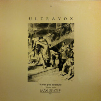 Ultravox - Love's Great Adventure (Extended Version) (12