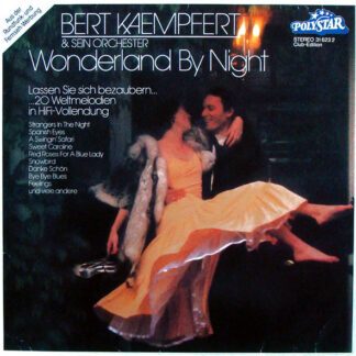 Bert Kaempfert & Sein Orchester* - Wonderland By Night (LP, Comp, Club)