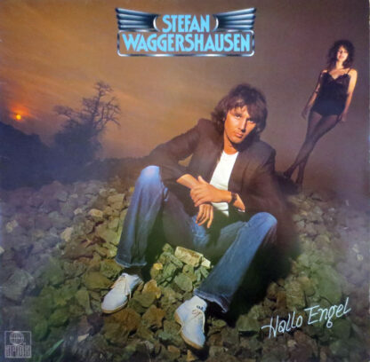 Stefan Waggershausen - Hallo Engel (LP, Album, Club)