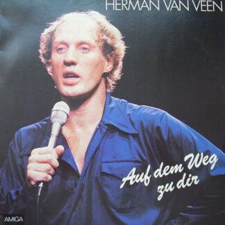 Herman van Veen - Auf Dem Weg Zu Dir (LP, Album, Comp)