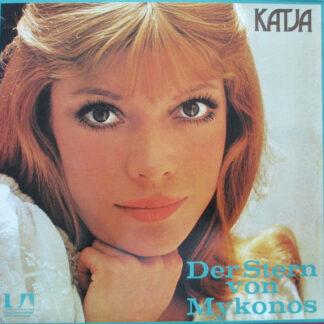 Katja Ebstein - Der Stern Von Mykonos (LP, Album, Clu)