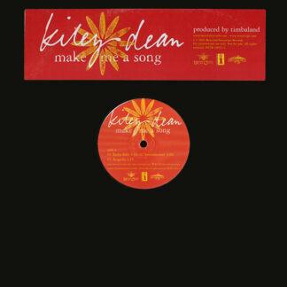 """Kiley Dean - Make Me A Song (12"""", Promo)"""