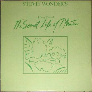 Stevie Wonder - Journey Through The Secret Life Of Plants (2xLP, Album, Aut)
