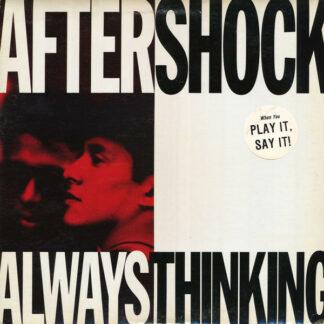 "Aftershock - Always Thinking (12"", Promo)"