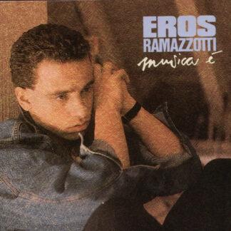 Eros Ramazzotti - Musica È (LP, Album)