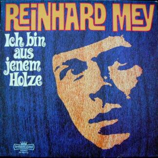 Reinhard Mey - Ich Bin Aus Jenem Holze (LP, Album, Red)