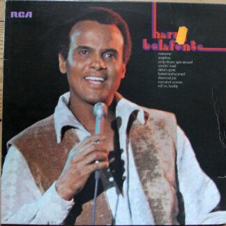 Harry Belafonte - Harry Belafonte (LP, Comp)