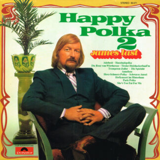 James Last - Happy Polka 2 (LP, Album, Club, Clu)