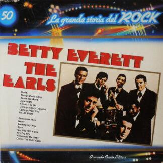 Betty Everett / The Earls - Betty Everett / The Earls (LP, Comp)