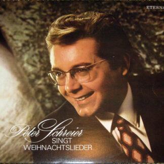 Peter Schreier - Peter Schreier Singt Weihnachtslieder (LP, Album, RE)